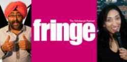 एडिनबर्ग फ्रिंज फेस्टिवल 2015 में एशियाई कलाकार