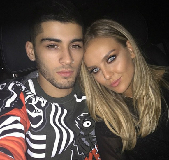 Zayn Malik splits with Perrie Edwards?