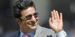 Wasim Akram attacked with Gunshots in Pakistan