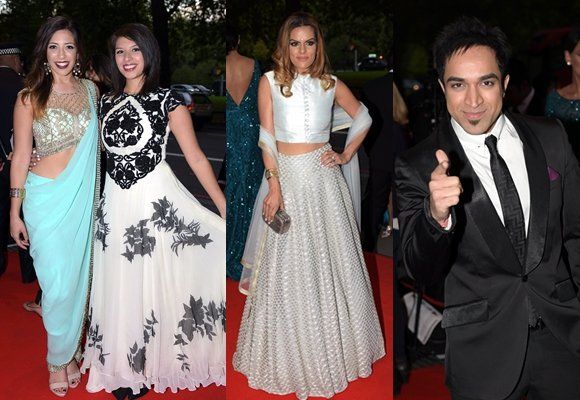Winners of the Asian Achievers Awards 2015