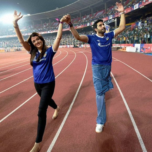 Aishwarya Rai to Open Indian Super League?