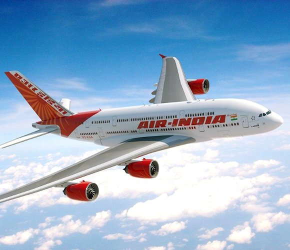 Air India 125 sovrappeso