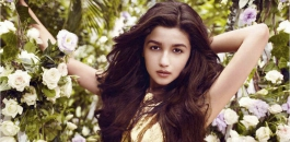 Alia Bhatt goes Bridal for Harper's Bazaar