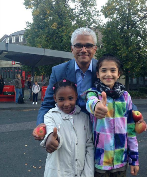 Ashok Sridharan has been elected as the Mayor of Bonn