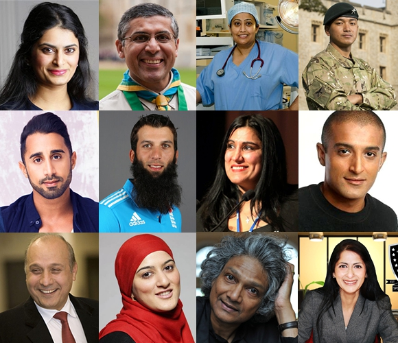Asian Achievers Awards 2015 Nominations