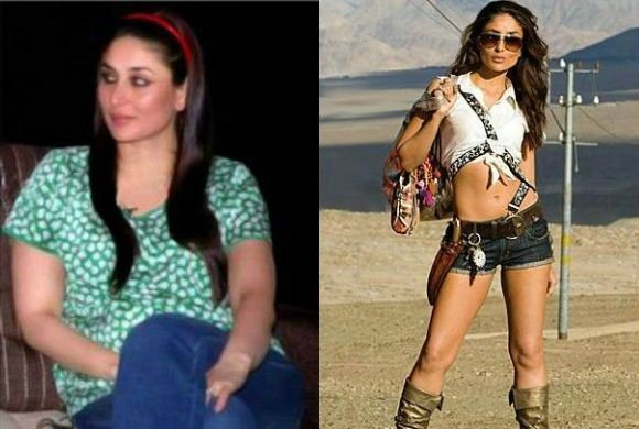 Bollywood Weight Transformations