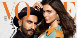 Deepika and Ranveer get Intimate for Vogue India