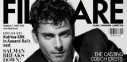 Fawad Khan is Irresistible on Filmfare cover