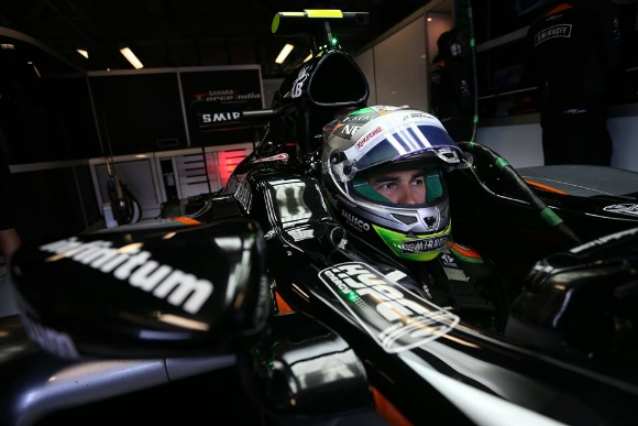 Perez and Hulkenberg stay with Force India