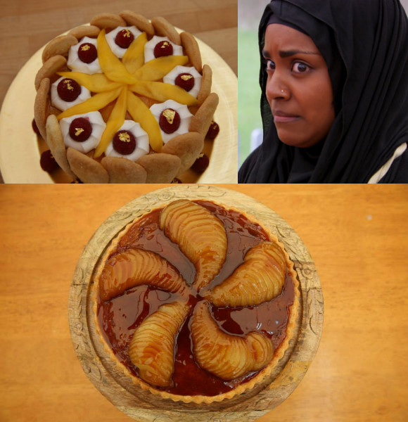 As the weeks draw in, only four finalists remain in the fight to win 2015's The Great British Bake Off.