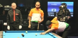 Raj Hundal World Cup of Pool 2015 Holland