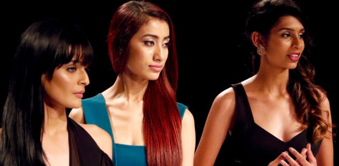 India's Next Top Model Crown the Winner