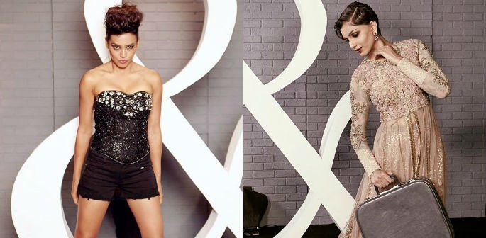 India's Next Top Model in Shock Bottom Two