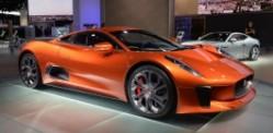 Jaguar unveils new Bond cars for Spectre