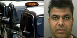 Asian Taxi Driver jailed for 11 Years for Rape