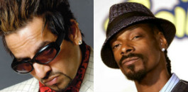 Bhangra sensation Jazzy B gets ready to storm the chart with famous American rapper Snoop Dogg in 'Most Wanted'.