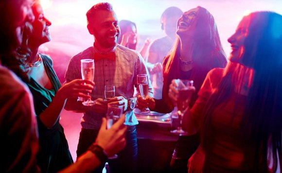 Why go to a Non-Alcohol Freshers Event?