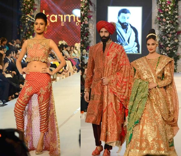 The Pakistan Fashion Design Council L'Oreal Paris Bridal Week brought together the biggest powerhouses in the fashion world.
