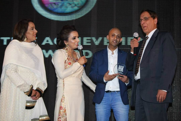 Winners of the Pakistani Music and Media Awards 2015