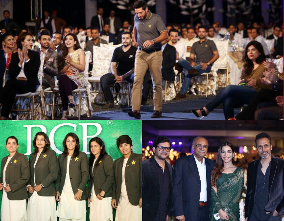 Fawad Khan was among a long list of big names at the Pakistan Super League (PSL) launch event on September 20, 2015.
