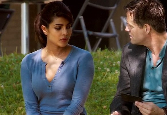 The highly anticipated US drama Quantico, starring Bollywood actress Priyanka Chopra in the lead, is finally here!
