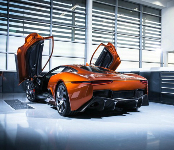 Jaguar Land Rover (JLR) has revealed three beautiful models featured in the forthcoming James Bond movie, Spectre (2015).