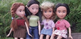 Etsy Design Award for Sonia Singh and her Dolls