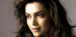 Deepika seems to prefer to be pampered by the wonders of make-up.