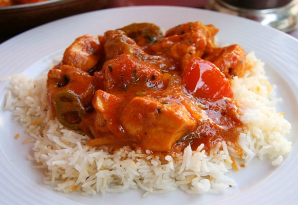Shish Mahal ~ The Home of Chicken Tikka Masala