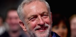 The Labour Party welcomes Jeremy Corbyn as the new leader