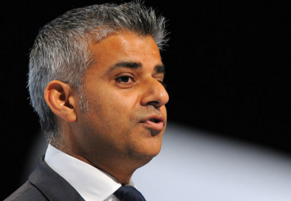 Sadiq Khan was recently selected as the party's candidate for London Mayor.