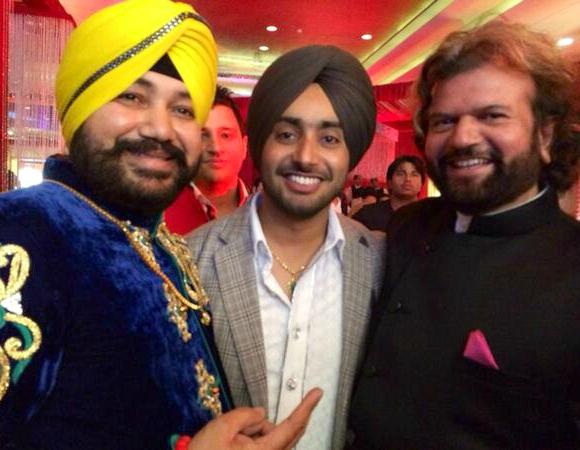 Hans Raj Hans Sufi Punjabi Folk Singer Satinder Sartaaj Daler Mehndi