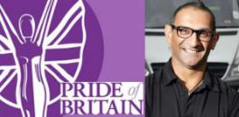 Dee Patel wins Pride of Britain Award 2015