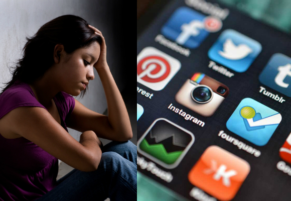 night time social media users are particularly prone to mental health problems