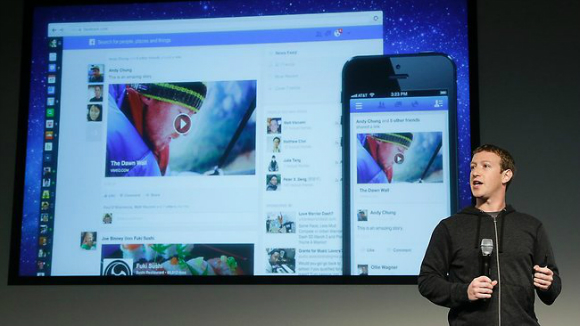 Zuckerberg suggests the new feature is needed for users to to console their friends and families