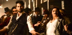 Alia and Shahid have fun in 'Gulaabo'