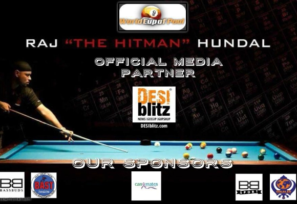 Raj Hundal World Cup of Pool 2015
