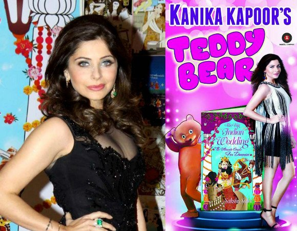 Super talented singer Kanika Kapoor finally launches her first solo track