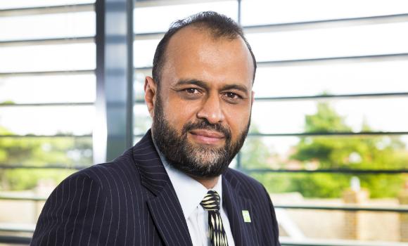 Javed Khan of Barnardos