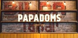 papadoms sunderland