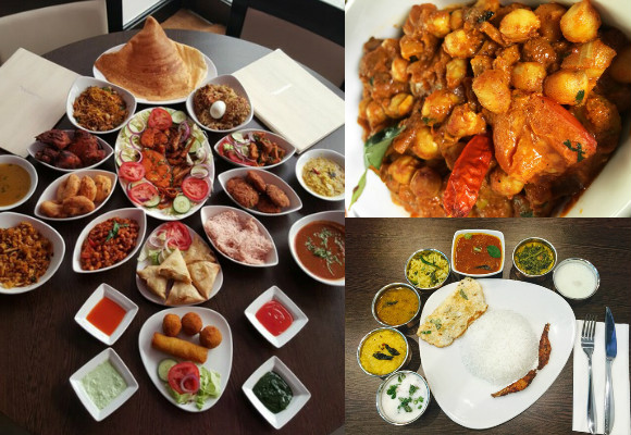 A customer of an Indian restaurant in London is furious that his threshold for spicy food is being belittled.