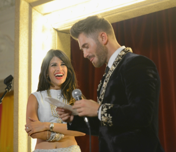 Desi Rascals Ross Worswick proposes to Jasmin Walia?