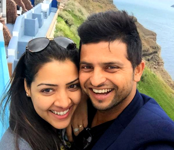 suresh raina bollywood