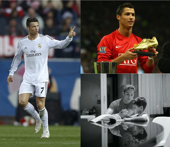 Asif Kapadia makes Cristiano Ronaldo Documentary