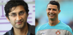 Asif Kapadia makes Cristiano Ronaldo film