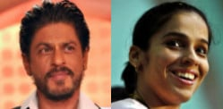 SRK replies to meet Saina Nehwal on Twitter