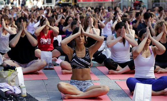 India has officially recognised yoga as a sport and categorised it as a 'priority' discipline.