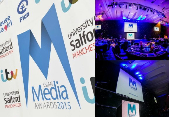 The Asian Media Awards 2015 Winners