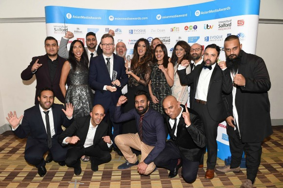 BBC Asian Network is once again the big winner in the radio category