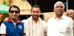 Aamir Khan goes Back to School in Punjab